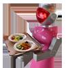 Çin'de 60 bin işçinin yerine robotlar çalıştırılacak