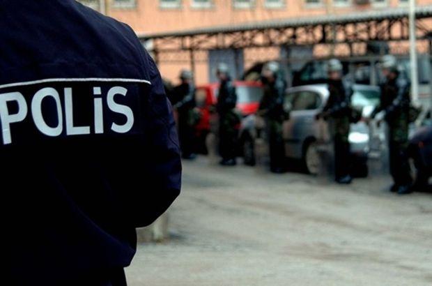 İzmir'de Birleşik Özgürlük Güçleri adlı terör örgütüne operasyon