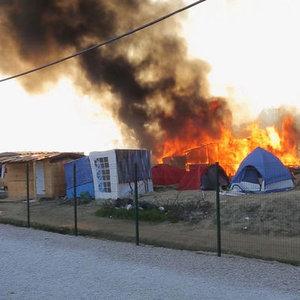 Sığınmacı kampında kavga: 3 ölü, 40 yaralı