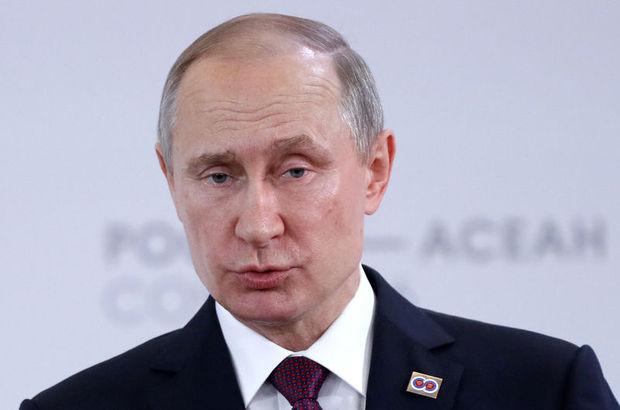 Putin'den İslam dünyasına mesaj
