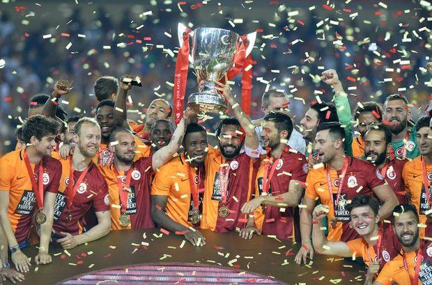 Galatasaray'ın kupa kazancı 3 milyon 425 bin dolar