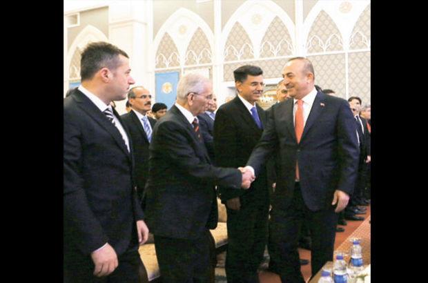 Mevlüt Çavuşoğlu, Türkmenlerin söz sahibi olması gerektiğini söyledi