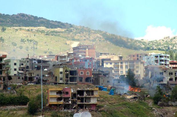 Şırnak'ta operasyonlarda sona yaklaşılıyor