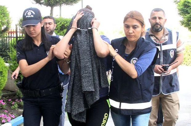 Adana'da ana-oğul hırsızlık şebekesi çökertildi
