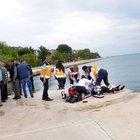 Sinop'ta denizde kadın cesedi bulundu