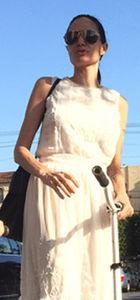 Angelina Jolie eriyor!