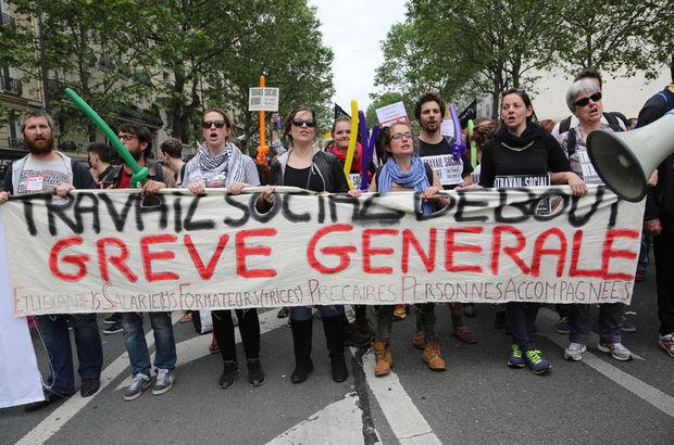 Fransa'da google arama trendleri değişti