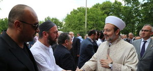Diyanet İşleri Başkanı Mehmet Görmez'den Ramazan mesajı