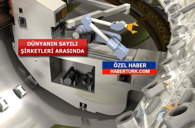 Türk şirketine Fransız ortak