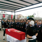Şehit polis memuru Uğur Yıldız Kastomunu'da defnedildi