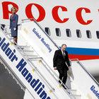 Vladimir Putin 9 yıl aradan sonra Yunanistan'da