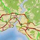 İstanbul'da trafik yoğunluğu yüzde 85'e ulaştı