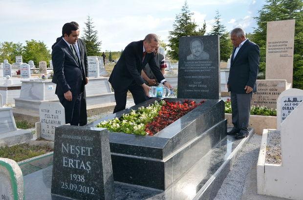 Cumhurbaşkanı Erdoğan, Neşet Ertaş