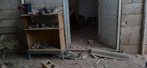 Suriye tarafından Kilis'e yine roket atıldı!