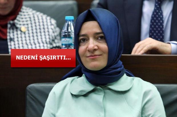 Fatma Betül Sayan Kaya'nın kardeşi Ayşe Hilal Sayan Koytak istifa etti