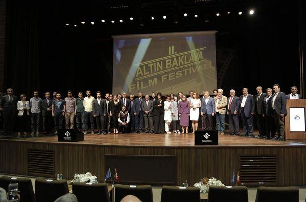 '2. Altın Baklava Film Festivali' ödülleri sahiplerini buldu