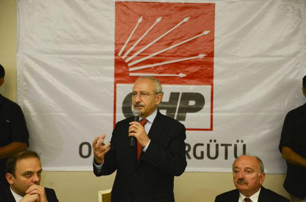 Kemal Kılıçdaroğlu 65. Hükümet'in güven oylamasında yok