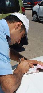 Kahramanmaraş'ta mahkeme, plakaya yazılan cezayı iptal etti