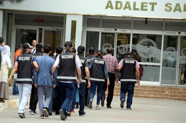 Diyarbakır'da PKK operasyonunda 42 kişi yakalandı