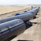 Gaz projesinde çalışmalar tamamlandı