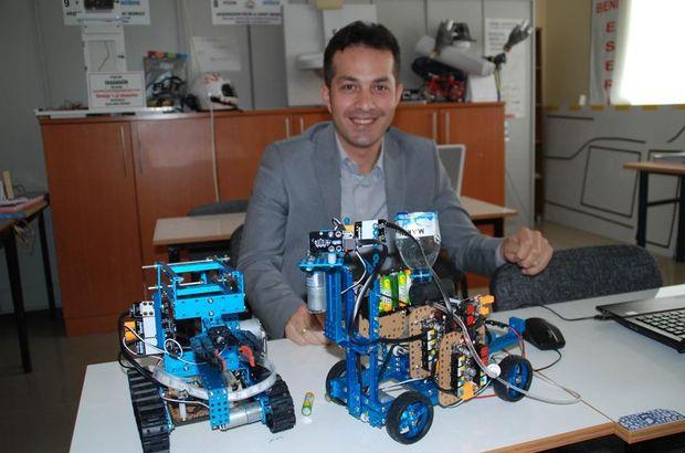 Microsoft 'Robotlarla Bilim Öğreniyorum' projesine sponsor oldu