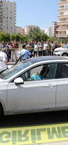 Mersin'de işadamı Lokman Kazan'a silahlı saldırı