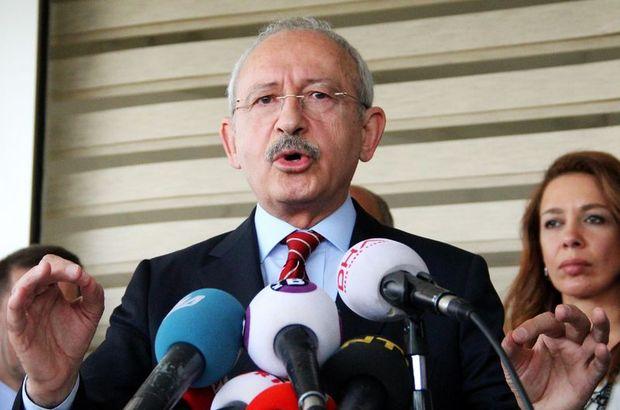 CHP lideri Kemal Kılıçdaroğlu'ndan Alman siyasilere