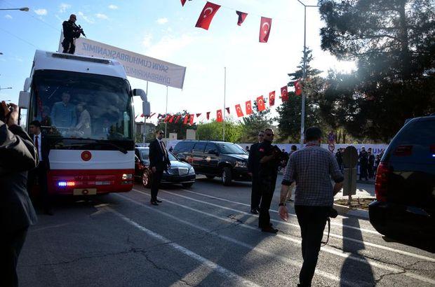 Cumhurbaşkanı Recep Tayyip Erdoğan Diyarbakır'da!