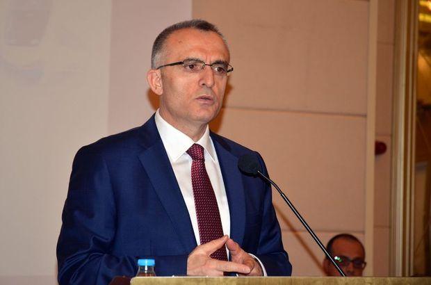 Naci Ağbal: Türkiye bütçe açığını yüzde 1'lere indirdi