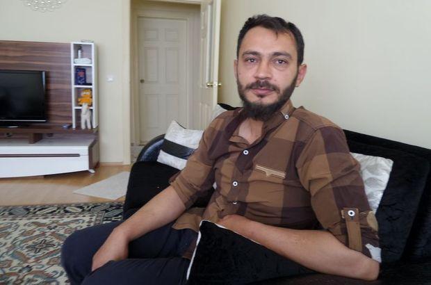Kayseri'de ameliyat olan adamın belinde neşter unutuldu