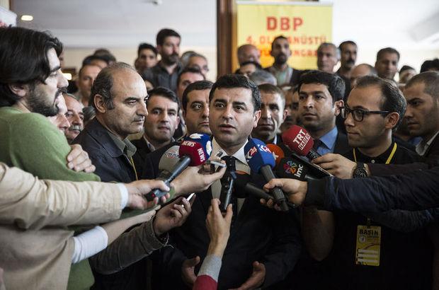HDP Eş Genel Başkanı Selahattin Demirtaş: Bizden sera malı Kürt istiyorlar