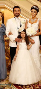 Yasemin Yalçın'ın kızı Eylül Yalçın evlendi