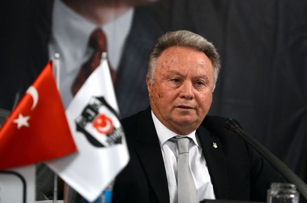 Yalçın Karadeniz 4. kez Beşiktaş Divan Kurulu Başkanı oldu
