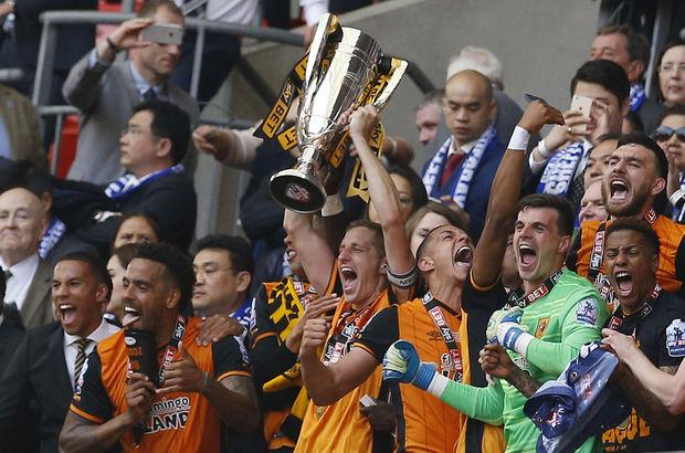 Hull City: 1 - Sheffield Wednesday: 0   Hull City Premier Lig'de