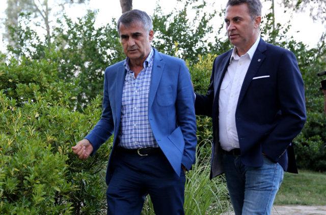 Beşiktaş'ın transferdeki hedefi; sol bek, stoper, kaleci forvet
