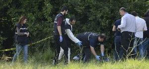 Evine 500 metre mesafede cesedi bulundu
