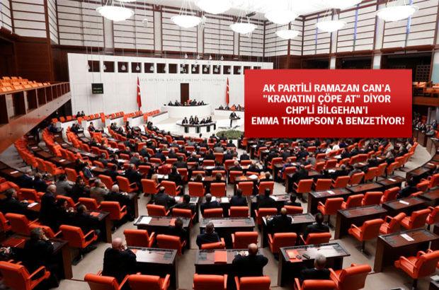 Meclis, vekil modasını yazan gizli gözün peşine düştü