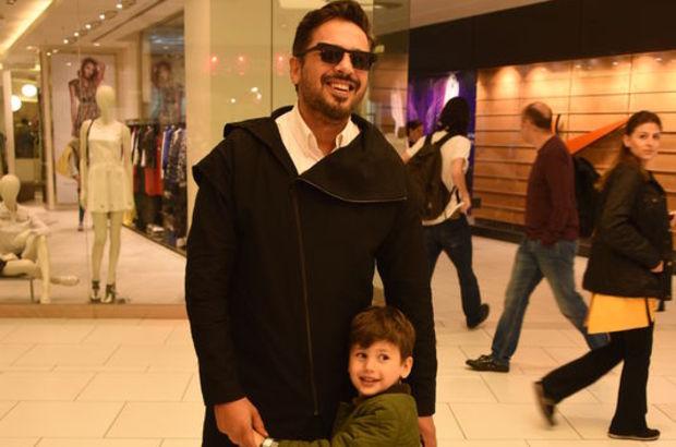Emre Altuğ: 'Oğlum da şarkıcı olacak'