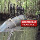 Uyuşturucu kartellerinin denizaltıları