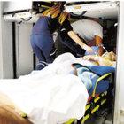 Azez'de yaralanan 10 Suriyeli Kilis'e getirildi
