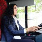 Eskişehir'in ilk kadın otobüs şoförü Melek ilhan: Kimse oğlunu vermedi