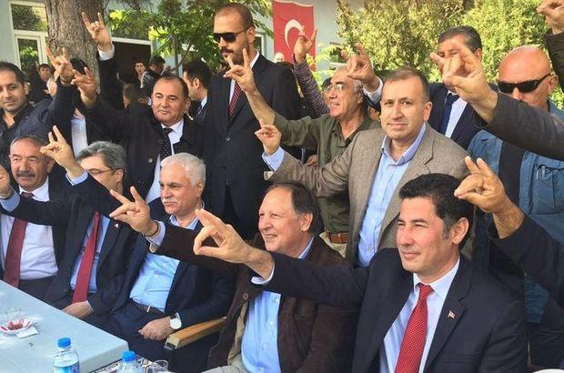 MHP'de 4 aday Sazak anmasında buluştu