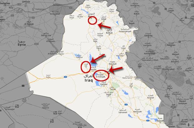 Peşmerge Musul'un Hazır bölgesini almak için operasyon başlattı
