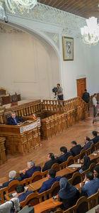 İran'da meclis başkanlığını da muhafazakârlar aldı