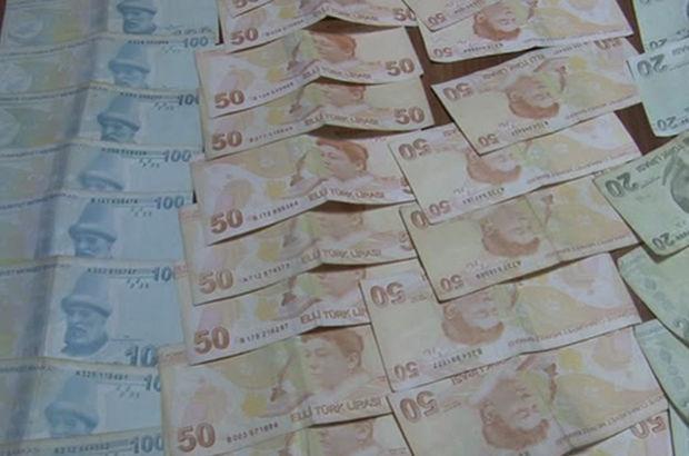 Adana'da yakalanan dilencinin üzerinden 6 bin lira çıktı