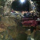 Maden işçilerinin eylemi sona erdi