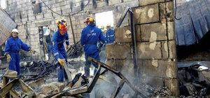 Ukrayna'da huzurevinde yangın: 17 ölü, 5 yaralı