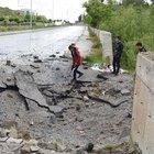 Van'da PKK'nın yola döşediği patlayıcı imha edildi
