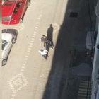 Balıkesir'de cinayete kurban giden kadının görüntüleri ortaya çıktı
