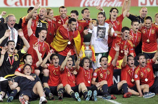 EURO 2008 Avrupa Futbol Şampiyonası tarihçesi